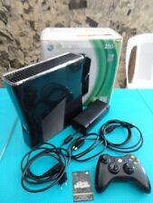 Microsoft Xbox 360 250 GB usata Ottime condizioni perfettamente funzion. ITA