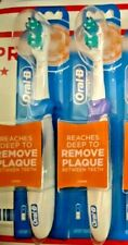 (2) Oral-B Complete Battery Powered Toothbrush