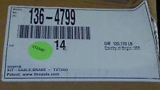 Toro TX1000 136-4799 Brake Cable