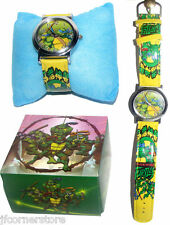 FABULOUS CHILDRENS MUTANT NINJA TURTLE WATCH  NEW