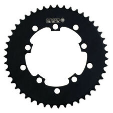 Origin-8 BMX/SS/FIXIE Chainrings Chainring 10h Or8 47t 110/130 Blk 1/8