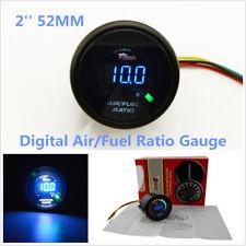 2'' 20 LED Digital Car Racing Air / Fuel Ratio Monitor Gauge Analog With Warning