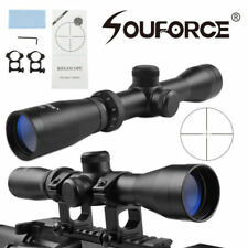 For Rifle 2-7x32MOA Duplex Crosshair Long Hunting Eye Relief Optics Scope Sight