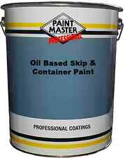 20 Litre Paintmaster Heavy Duty Skip & Container Paint Gloss - Brunswick Green