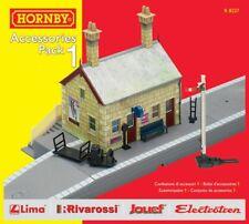 R8227 Hornby 00 Gauge Model Railway TrakMat Accessories Pack 1 Building Kit New