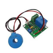 Current Sensor Module AC Detection Module 50A Switch Output DC 24V with Line