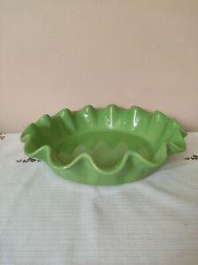 Emile Henry Pie Dish ( Green)