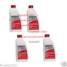 6 Liters Pentofrost SF-G12+ Pink Pentosin Engine Coolant Antifreeze for Audi VW