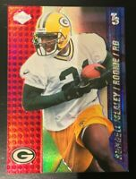 2000 Collector's Edge T3 Rondell Mealey HoloRed Rookie #179 24/50 Packers