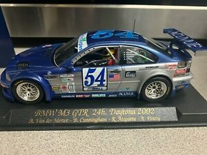 1 32 SCALE FLY A289 BMW M3 ACUVUE LIVERY GTR 24 HOURS OF DAYTONA slot car