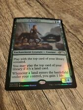 COURSER OF KRUPHIX  X1 FOIL PROMO ENCHANTMENT