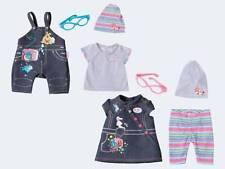 Zapf Creation - Baby Born Deluxe Jeans Kollektion Puppenbekleidung Puppenzubehör