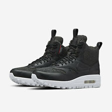 c1b7866ba129d8 Nike Air Max 1 Sneakerboot Tech Hi Top Trainers 826601 SNEAKERS Shoes US 6.5