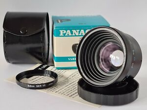 Panagor Varioprox Zoom Close-Up Lens, Boxed With Caps & Instructions, Excellent