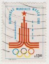 Olympics Central & South American Stamps