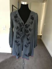 Odd Molly Silk Top Jacket Size 2