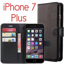 Custodia per IPHONE 7 PLUS 5.5 Flip Cover Libro Portafoglio Chiusura Magnetica