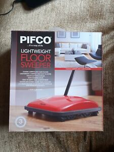 Pifco Lightweight Floor Sweeper Brand New Boxed
