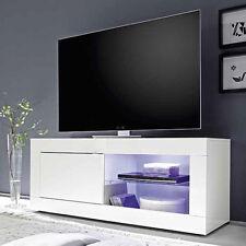 Mobile base porta tv moderno Basic piccolo 140 sala soggiorno salotto 1 anta