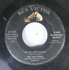 50'S & 60'S 45 The Deb-Tones - I'M In Love Again / Knock, Knock - Who'S There? O