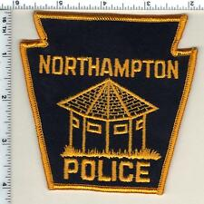 Northampton Police (Pennsylvania) Shoulder Patch from 1998