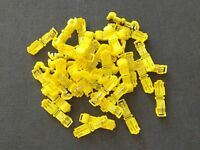 T-Tap Female Wire Connectors, 10-12 AWG | Yellow (45 Pieces)