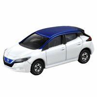 Takara Tomy Tomica 093 No.93 Nissan Leaf