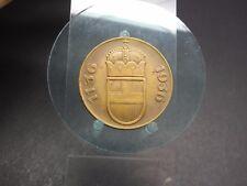 Medaille HEILLIGER LEOPOLD BESCHÜTZE DEIN ÖSTERREICH 1136-1935