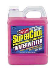 SuperCool mit Water Wetter Kühlmittelzusatz Kühlflüssigkeit von REDLINE 1,89 Li.