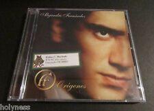 ALEJANDRO FERNANDEZ / ORIGENES / CD / MINT