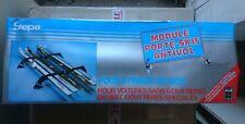 PORTE SKIS SIEPA POUR 6 PAIRES DE SKIS RENAULT R5 R18 R20 PEUGEOT 205 CITROËN BX
