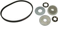 Drive Belt & Pulley Kit Set Fits BELLE Minimix 150 Electric Cement Mixer