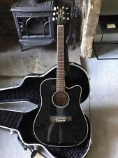 Takamine G Series EG341 SC  Dreadnought  Electro Acoustic Guitar WITH HARDCASE