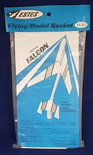 Estes model rocket Falcon kit # k13 vintage  excellent condition and unopened.