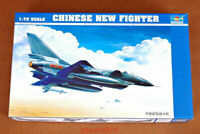 Trumpeter 1/72 01611 Chinese J-10 Fighter