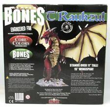 Reaper Miniatures Dark Heaven Bones T'raukzul Heroic Scale Dragon RPR 77585