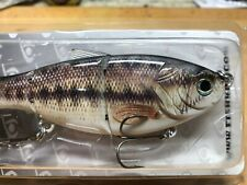 """KDS Custom Slow Sinking Jointed 5"""" Multi Section Swimbait - Real Bass"""