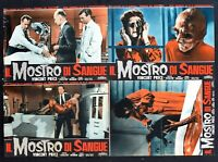 Fotobusta Die Monster Von Blut The Tingler Vincent Price William Castle Evel