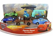 Disney Pixar Cars Figurine Play Set #2 6pc 200649 Cake Toppers Mater Sally Guido