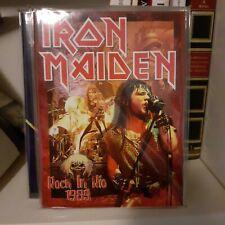 iron maiden dvd video rock in rio 1985