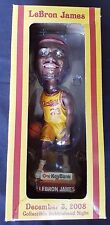 LeBron James 2008 Bobblehead NBA Cleveland Cavaliers vs. N.Y. Knicks SGA - MINT
