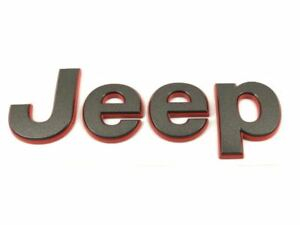 Genuine New JEEP REAR BADGE Emblem Logo For Renegade 2016-2017 75th Anniversary