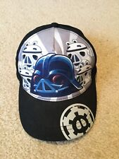 Angry Birds Star Wars Cap/ Hat Black/ White