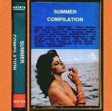 "SUMMER COMPILATION "" MUSICASSETTA NUOVA RIFI -1979 -MALGIOGLIO-GIOVANNA D'ANGIO'"