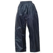 Result Core Kids Outdoor Waterproof Trousers Navy 5-6