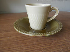 Vintage Antique Collectable Retro Stavangerflint Norway Cup and Saucer