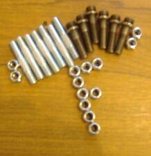 COLLETTORE DI SCARICO FORD CARGO Stud Kit 6 +7 + 13 NUTS vedi negozio per 100 + articoli!!!!!!