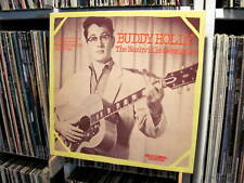 "BUDDY HOLLY ""THE NASHVILLE SESSIONS"" UK / NEVER PLAYED"
