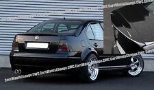 VW BORA BOOT / TRUNK SPOILER  !!! NEW !!! NEW !!! NEW !!!