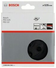 Bosch MEDIUM Velco Sanding Backing Rubber Pad Plate PEX 125 A 2 608 601 062